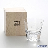 Tajima Glass Mt. Fuji Glass Rock glass, Sakura (cherry-blossom) Style TG16-015-RS