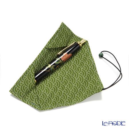 Wajima Lacquerware 'Tsutsuji / Azalea Flower' Ballpoint Pen 13cm
