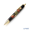 [one-of-a-kind] Wajima Lacquerware 'Autumn Leaf' Ballpoint Pen 12.5cm