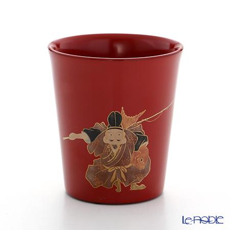 【伝統工芸】輪島塗 フリーカップ 恵比寿様 代田和哉氏作