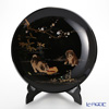 Japanese Lacquerware (Wajima) isometric 3 decorated dishes Chinese zodiac dog shirota, Kazuya's work
