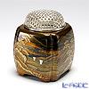 Wajima Lacquerware 'San-sui / Landscape (Maki-e)' Censer
