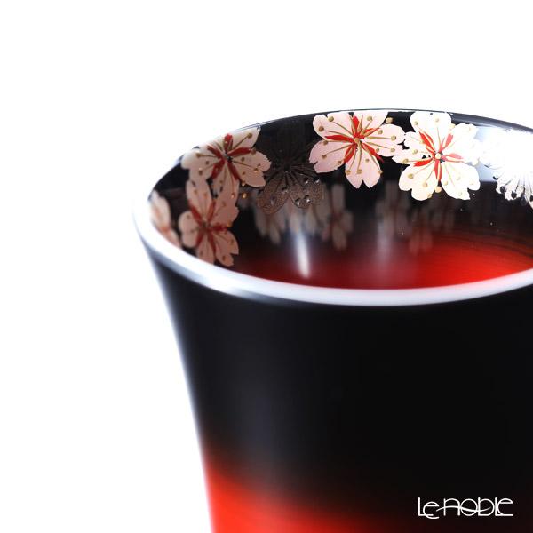 Wajima Lacquerware 'Akebono - Cherry Blossom' Cup