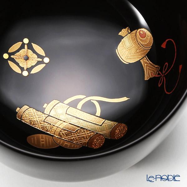Wajima Lacquerware 'Takara Zukushi / Collection of Treasures (Maki-e)' Cup