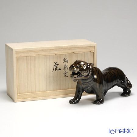 【伝統工芸】輪島塗 干支置物虎(大)