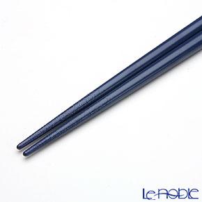 【伝統工芸】輪島塗 干支箸 子(ね)青(小) 19.5cm