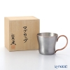 Tsubame Tuiki Copperware 'Hammer Mark' Cu-5-1 Mug Cup 350ml (L)