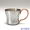 Tsubame Tuiki Copperware 'Hammer Mark' Mug Cup 280ml (S)