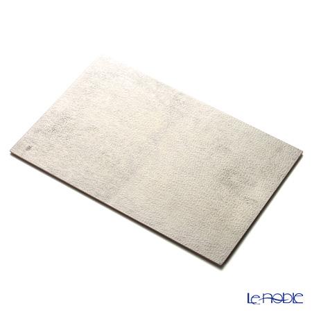 【伝統工芸】燕鎚起銅器(純銅)銅板 岩肌 30×20×1.5