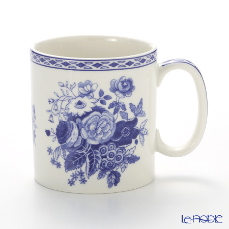 Spode Blue Room Archive - Blue Rose Mug