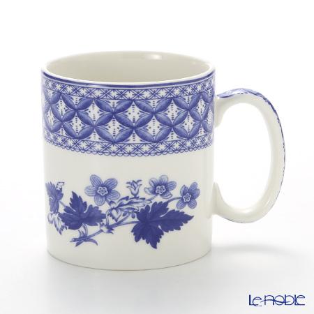 Spode 'Blue Room Archive - Geranium (Flower)' Mug 250ml