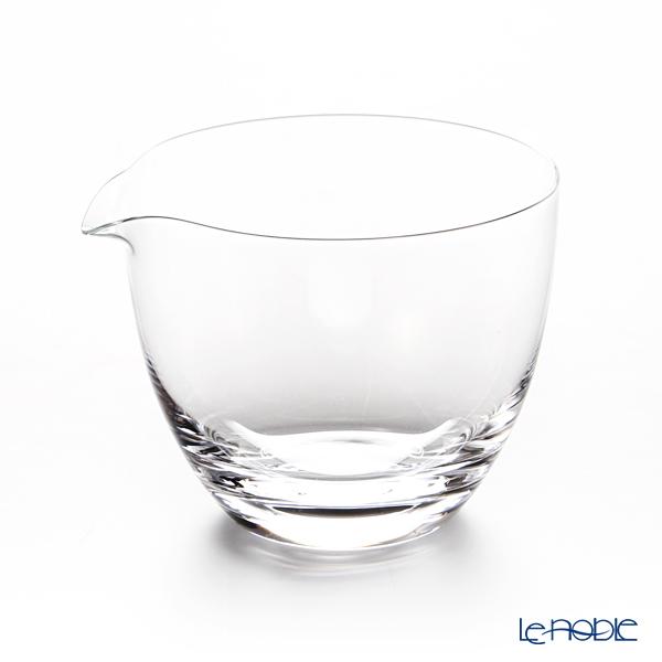 Shotoku Glass round sake Katakuchi 1611002