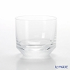 Shotoku Glass 'Kai - Kakudashi' Sake Cup 80ml (with wooden box)