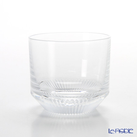 Shotoku Glass 'Kai - Sensuji' Sake Cup 80ml (with wooden box)