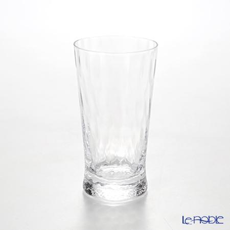 松徳硝子 レインボー 2200410ビアグラス(一口ビールグラス) クリア 130cc