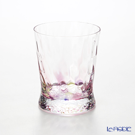 Shotoku Glass Rainbow Old Fashioned 200 cc, violet 2230413