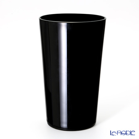 Shotoku Glass Black Tumbler 380cc, gloss 5121801