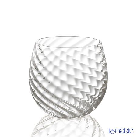 Shotoku Glass Katachi. Q-03: Twill (Nanamemon) 260cc
