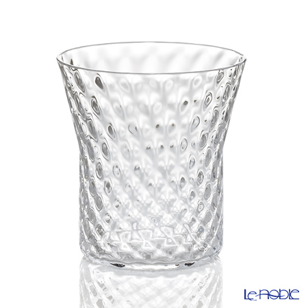 Shotoku Glass 'Katachi. - Cross' Y-01 Glass 280ml