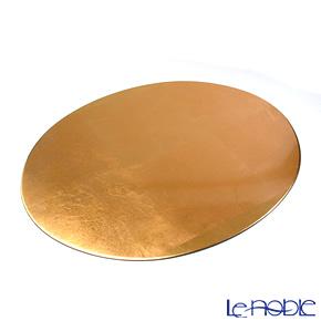 ラックヌーボー 楕円型プレースマット(L) ゴールド