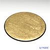 ラックヌーボー 丸型コースター(フラット)ゴールド