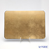 Laque Nouveau Long type angle placemats mat (L) Gold