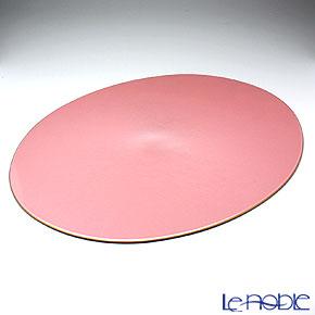 ラックヌーボー 楕円型プレースマット(L)パールピンク