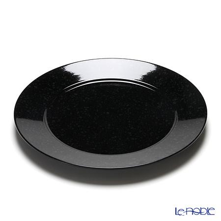 ラックヌーボー マーブルコレクションチャージャープレート ブラック