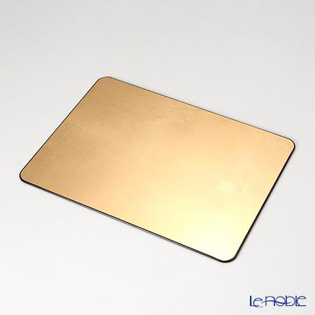 ラックヌーボー 角長型プレースマット(S) ゴールド