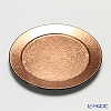 LAQUE NOUVEAU round coaster (with edge) Pink gold