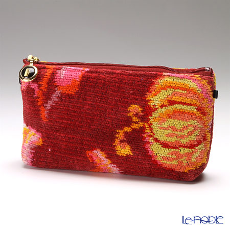 Feiler cosmetic pouch FantaSea Red