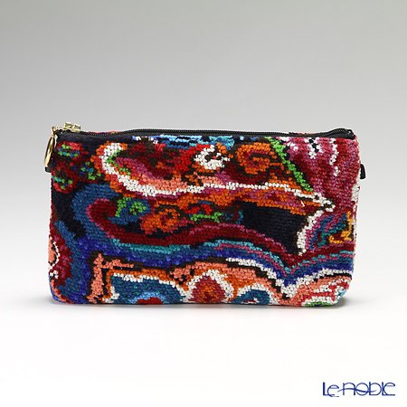 Feiler 'Maharani' Cosmetic Pouch 18x9cm