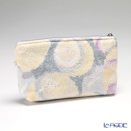 Feiler 'Pearly Bay' Cosmetic Pouch 18x9cm