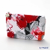 Feiler cosmetic case Valencia red 18 x 9 cm
