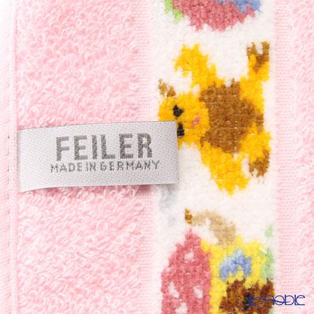Feiler Baby 'Benjamin' Pink Hand Towel 30x30cm