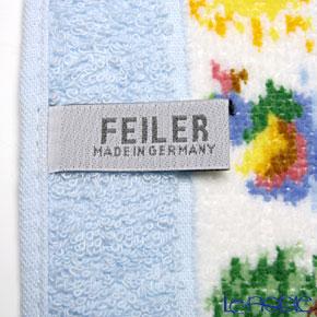 Feiler Baby 'Benjamin' Blue Hand Towel 30x30cm
