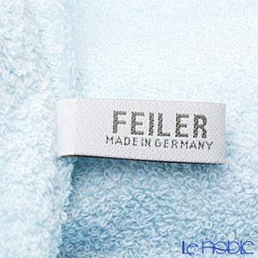 フェイラーベビー おくるみベンジャミン ブルー 80×80cm