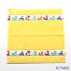 Feiler baby handkerchief 30 X 30 cm duckling Presse サンイエロー