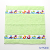 Feiler Baby 'Ducklings' Apple Green Handkerchef / Hand Towel 30x30cm