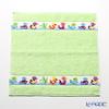 Feiler baby handkerchief Duckling Presse 30 x 30 cm Green