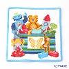 Feiler Baby 'Toybox' Aqua Blue Baby Handkerchief / Hand Towel 24.5x24.5cm