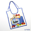 Feiler baby bib Toy box 25 x 30 cm Blue