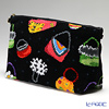 Feiler 'Crazy Bags' Black Travel Pouch 34x18.5cm