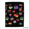 Feiler rose_guest towel Crazy bag 37 x 50 cm black