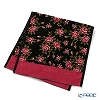 Feiler rose_guest towel Miriam black cherry 37 x 80 cm