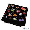 Feiler rose_guest towel Crazy bag black 37 x 80 cm