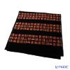 Feiler 'Derby' Black Bath Towel 75x150cm
