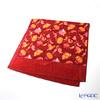 Feiler 'Fantasia (Flower)' Red Bath Towel 75x150cm