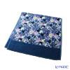 Feiler bath towel Tropical garden petrol 75 x 150 cm