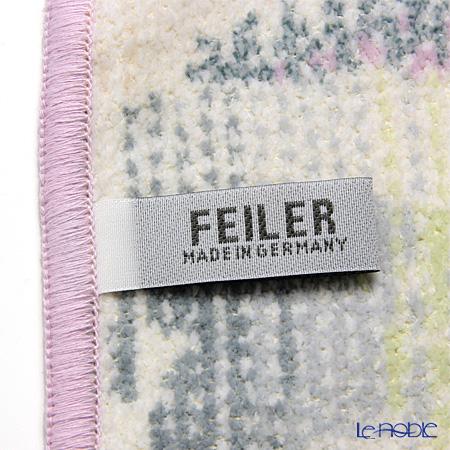 Feiler 'Royal Ornament' Pastel Lilac Hand Towel 30x30cm